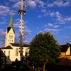 ドイツの小さな街にて