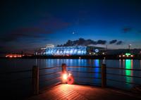 CANON Canon EOS M3で撮影した(アクアマリン night)の写真(画像)
