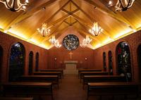 CANON Canon EOS M3で撮影した(夜の教会)の写真(画像)