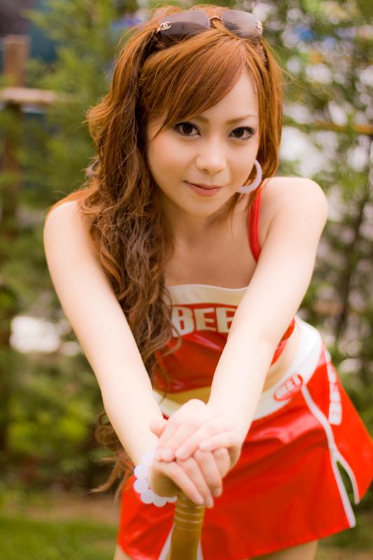 BEET RACING GAL/IZUMIさん
