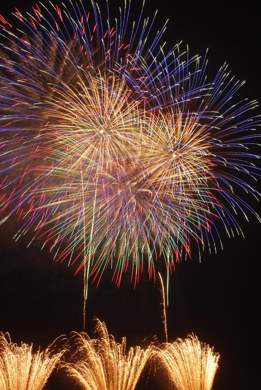 盛岡花火の祭典2009 (9)
