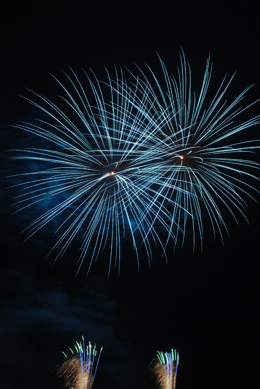 盛岡花火の祭典2009 (6)