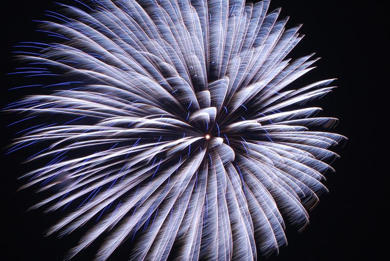 盛岡花火の祭典2009 (2)