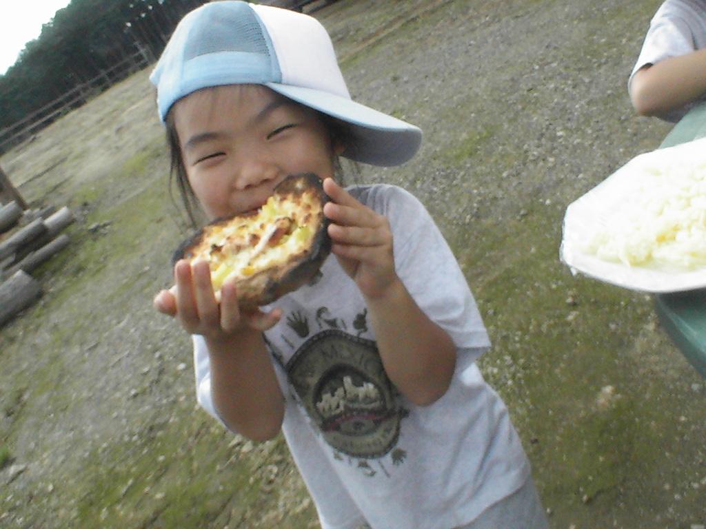 ついにピザ作り!!④完成!
