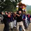 丹生神社 秋祭り
