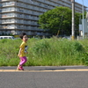 黄色の線路