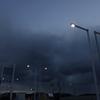 ドラマチックな雲の演出が魅せる夕景