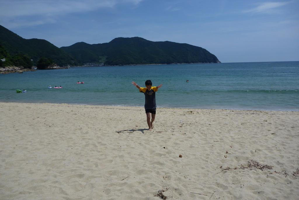 波を操る少年Ⅱ