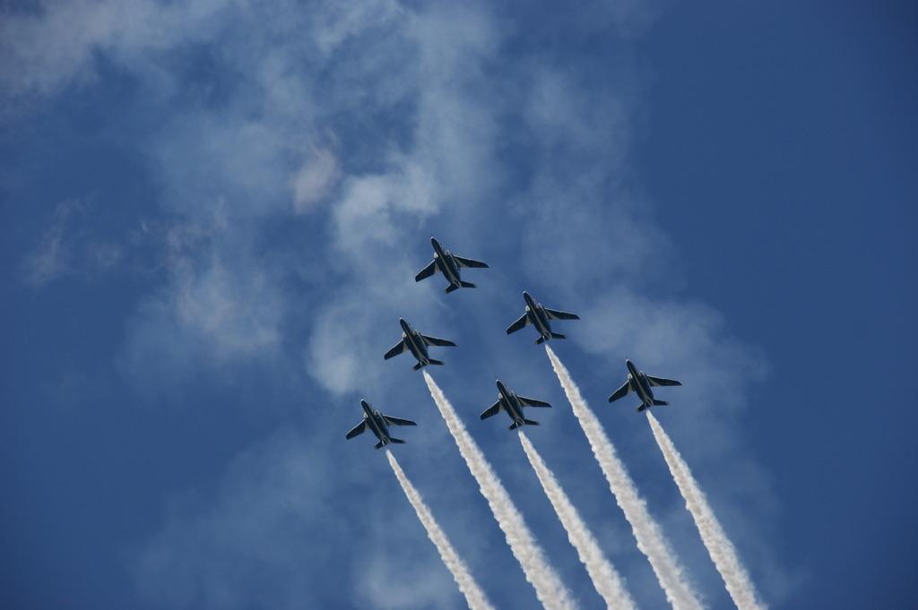 青い空 白い雲 そして・・・・