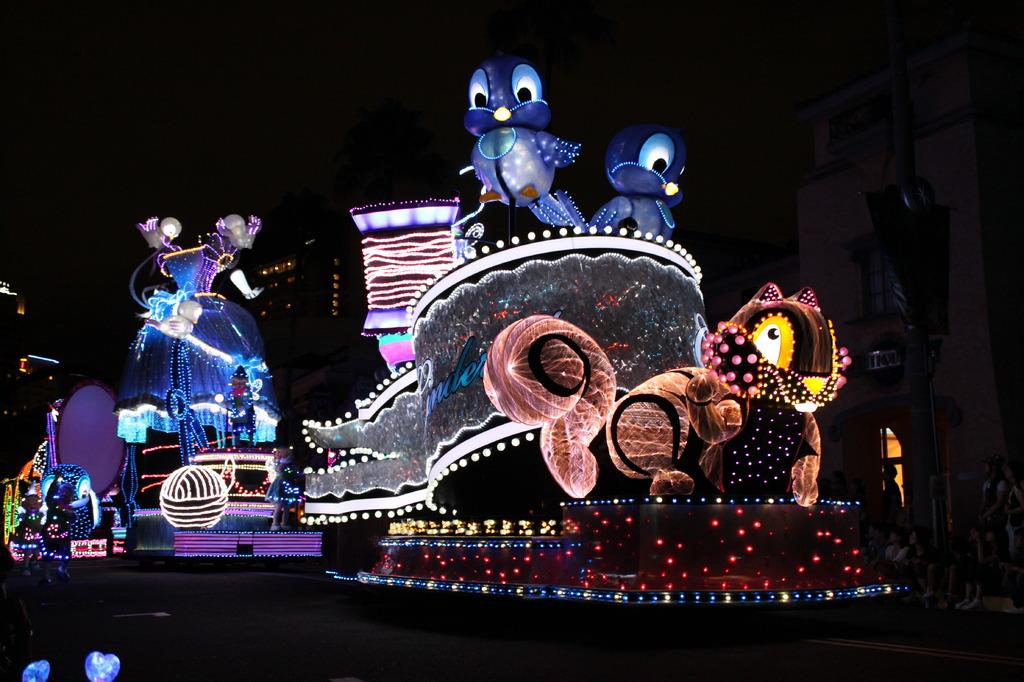 マジカル・スターライト パレード 1