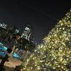 ミッドタウンと東京タワーとツリー