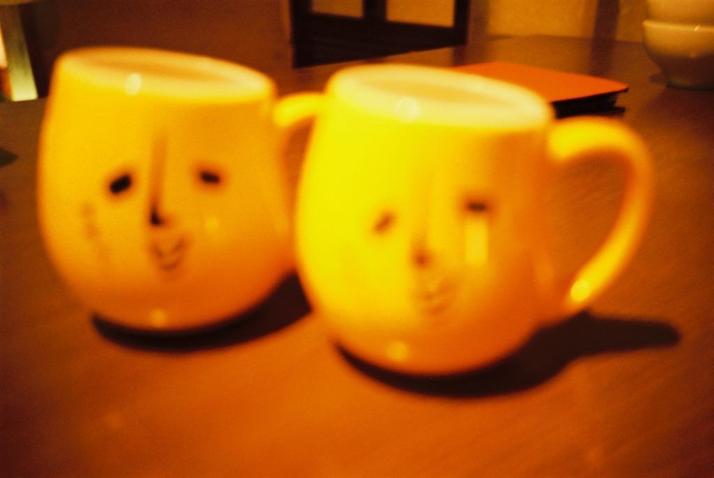 友情のカップ