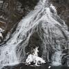 奥日光湯の滝(下から)