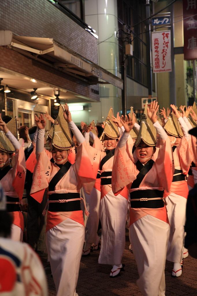 高円寺阿波踊り6