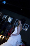 結婚式2次会ファッションショー