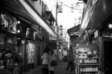 白黒中華街