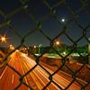 深夜のハイウェイ