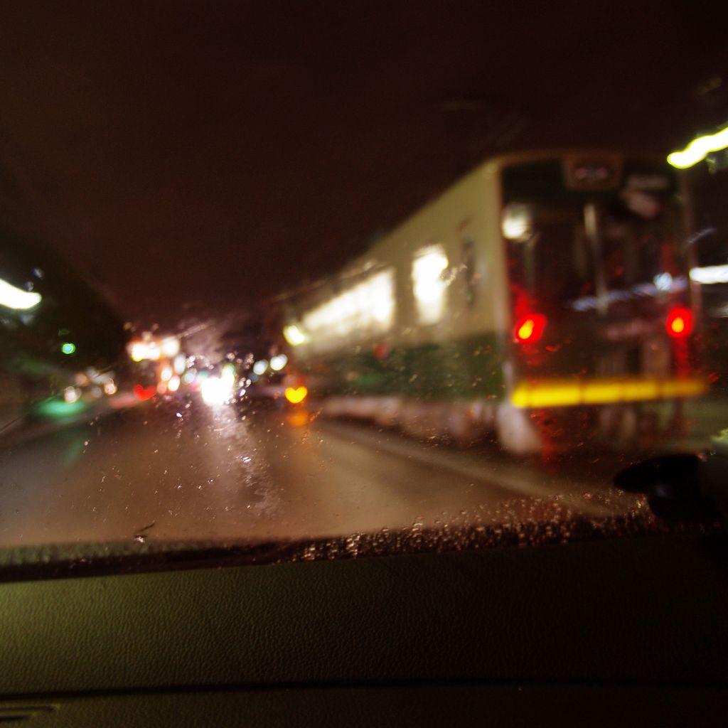 路面電車を追う