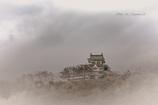霧に浮かぶ城