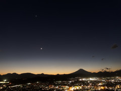 富士と月火金