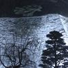 冬の盛岡城跡公園