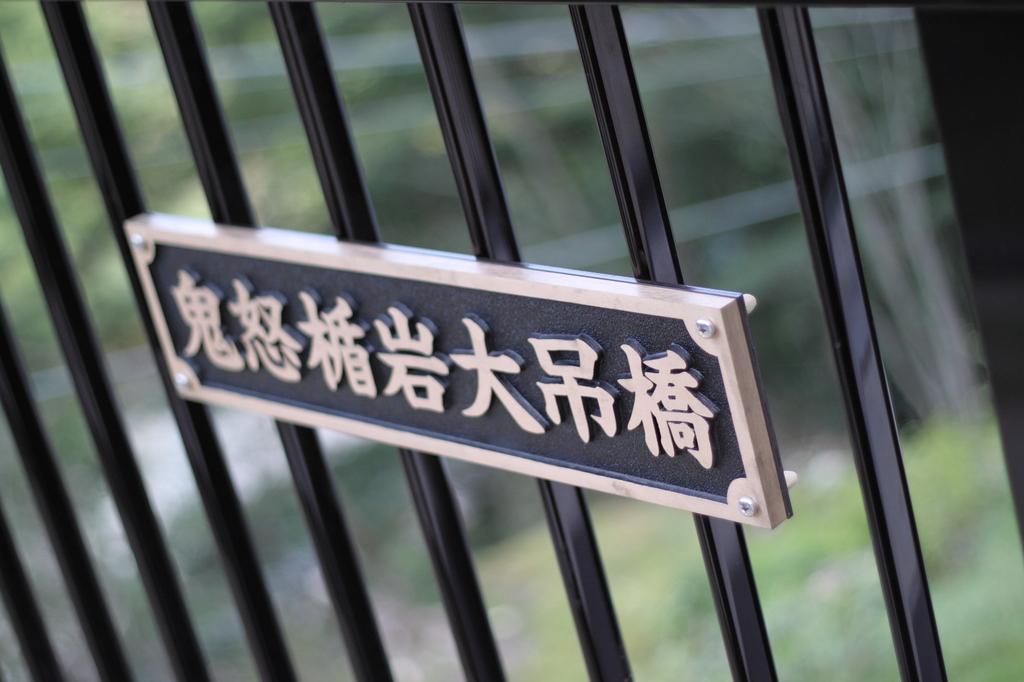 鬼怒楯岩大吊橋3