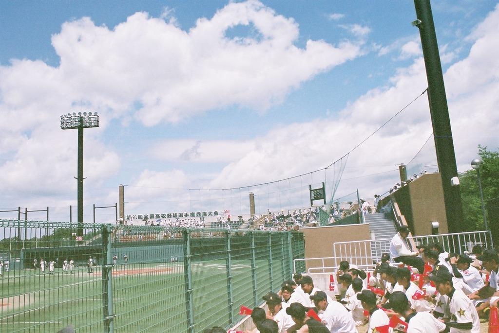 2009年度 野球応援03