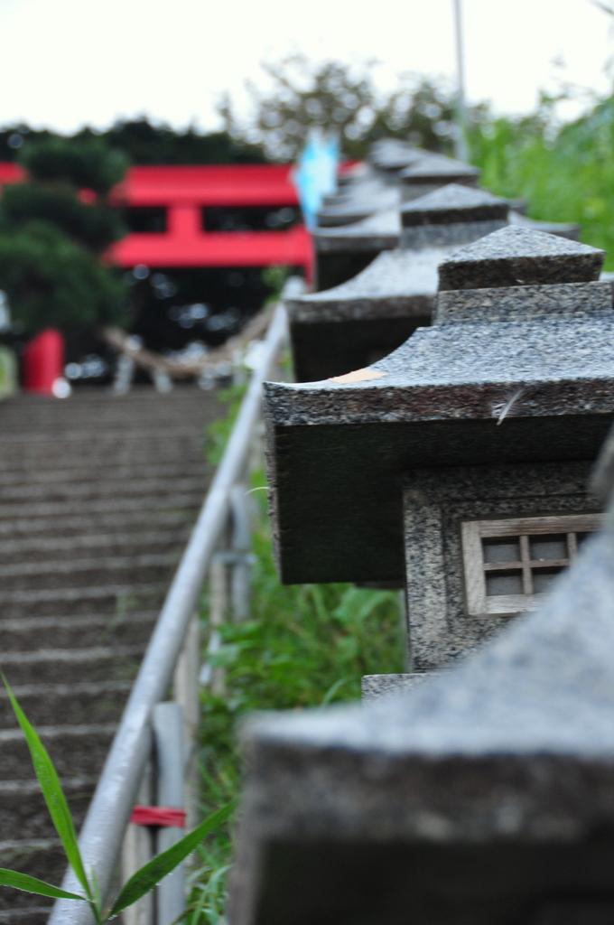 蕪島神社②