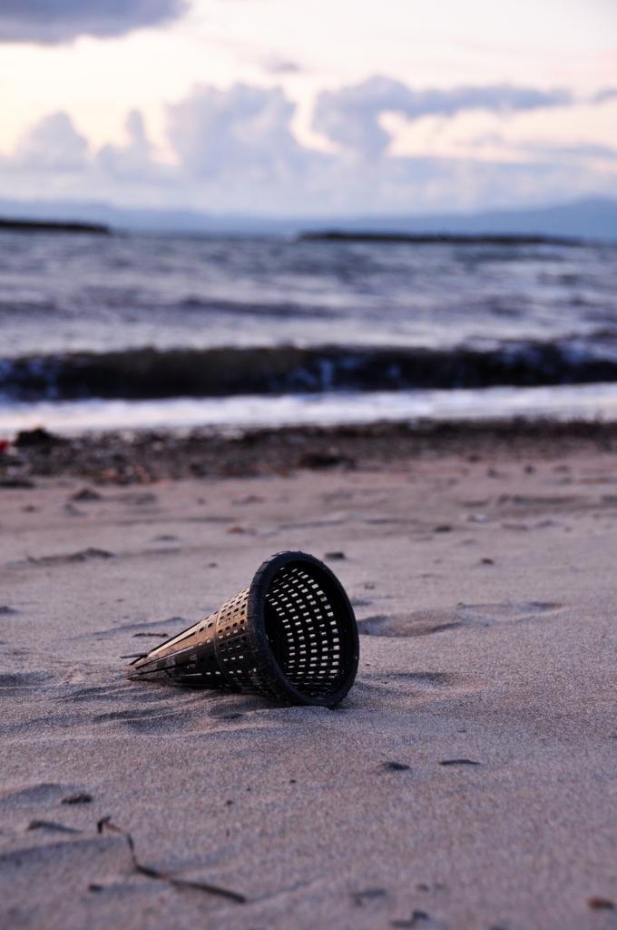 砂浜で何がかかる?