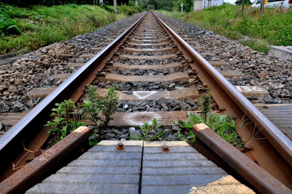 線路は続く