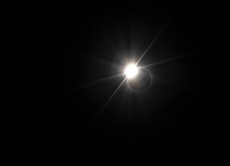 皆既日食99%