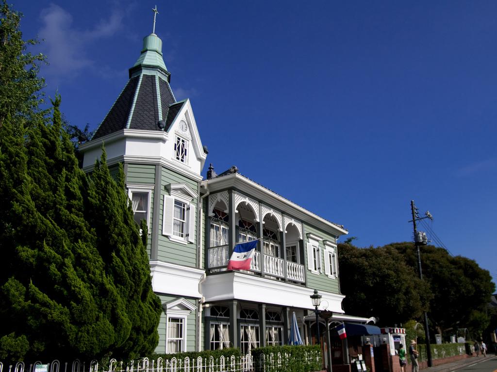 横浜 山手の洋館