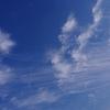 雲は流れて流されて