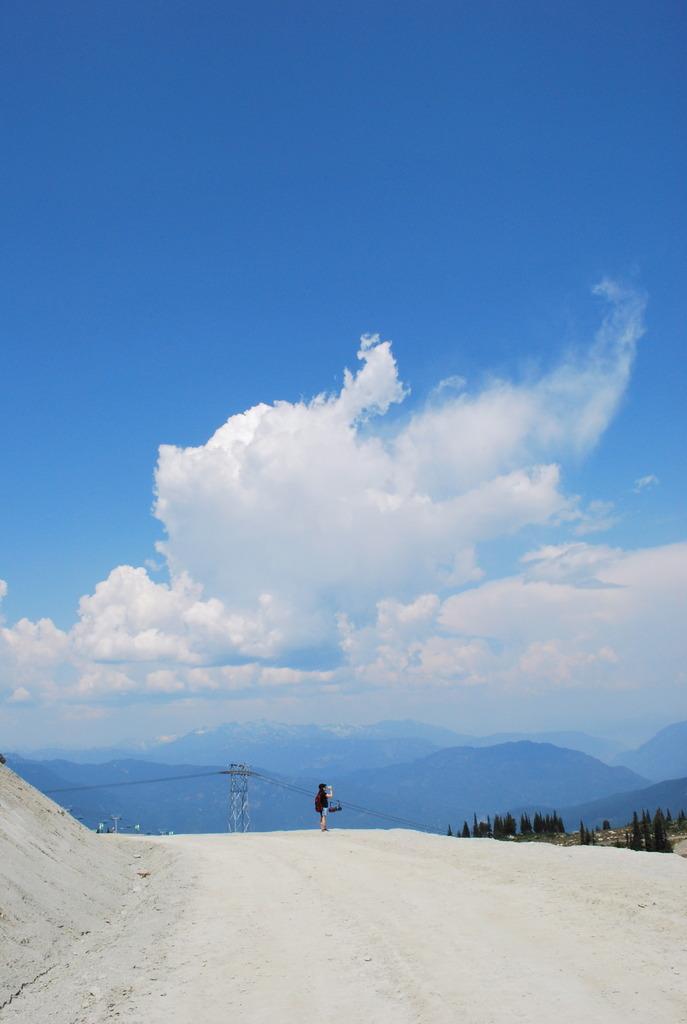 Canada Whistler Mountain