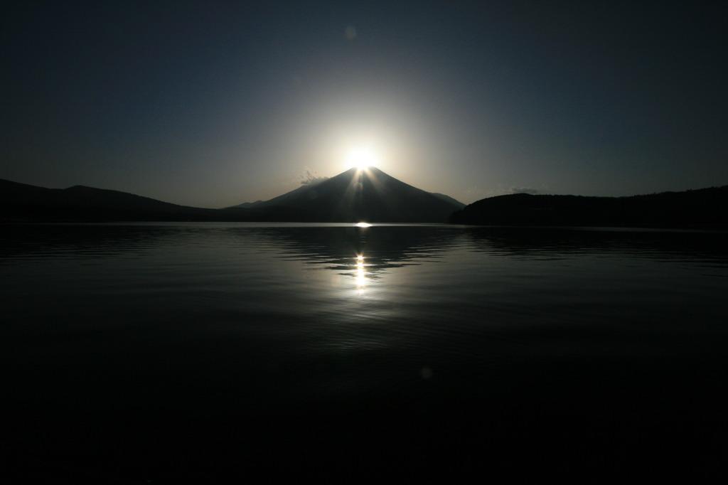 Diamond Fuji