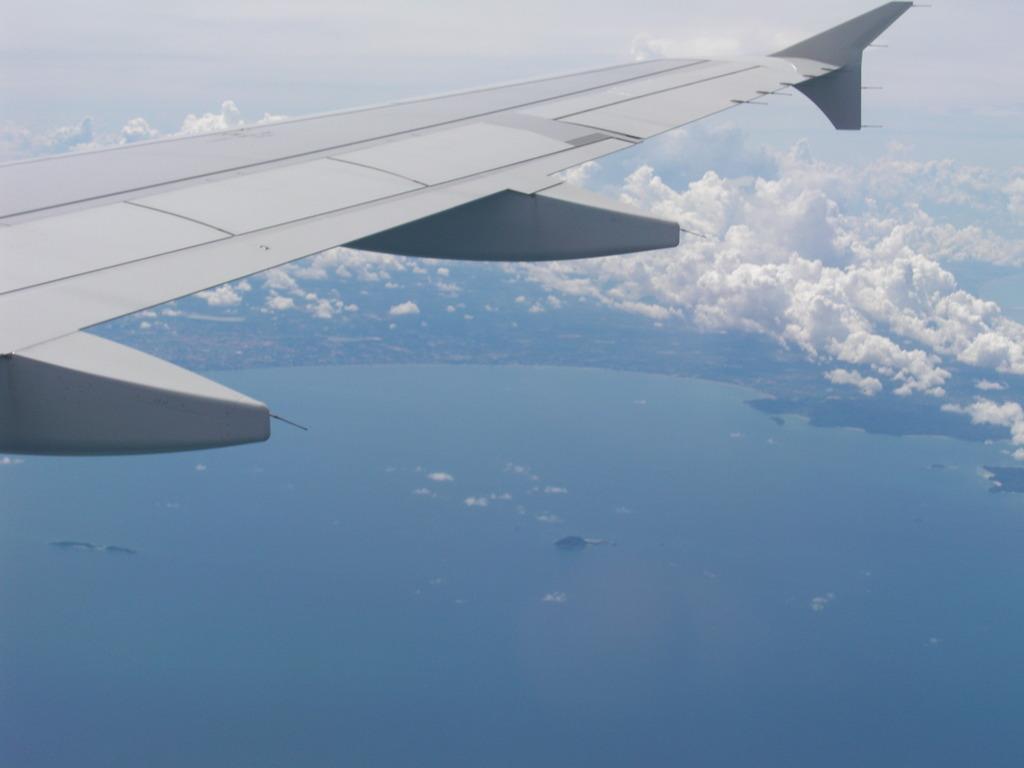 タイ・サムイ島→バンコクへ