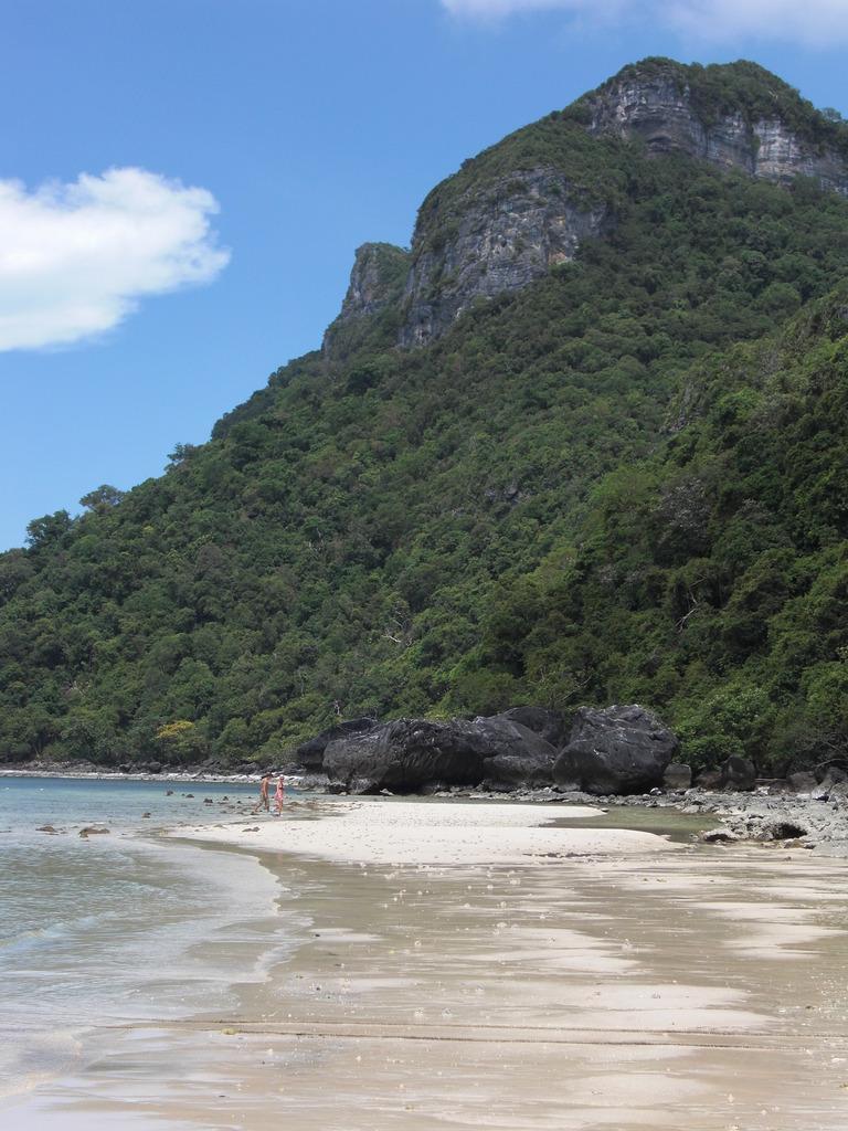 タイ・サムイ島 島めぐり