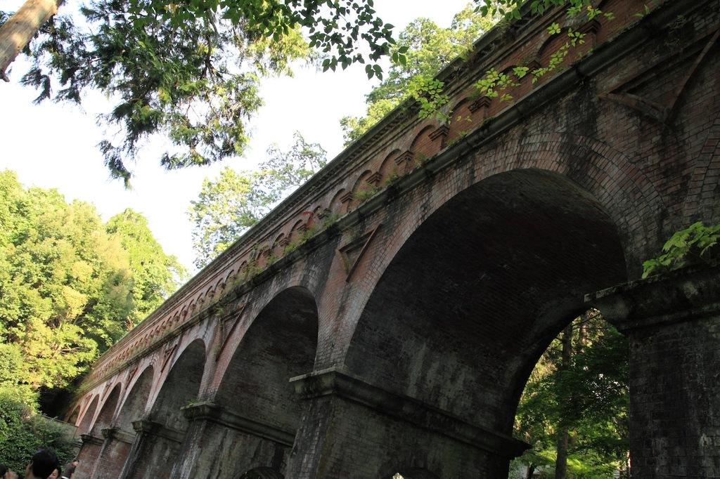 京都 南禅寺 水道橋