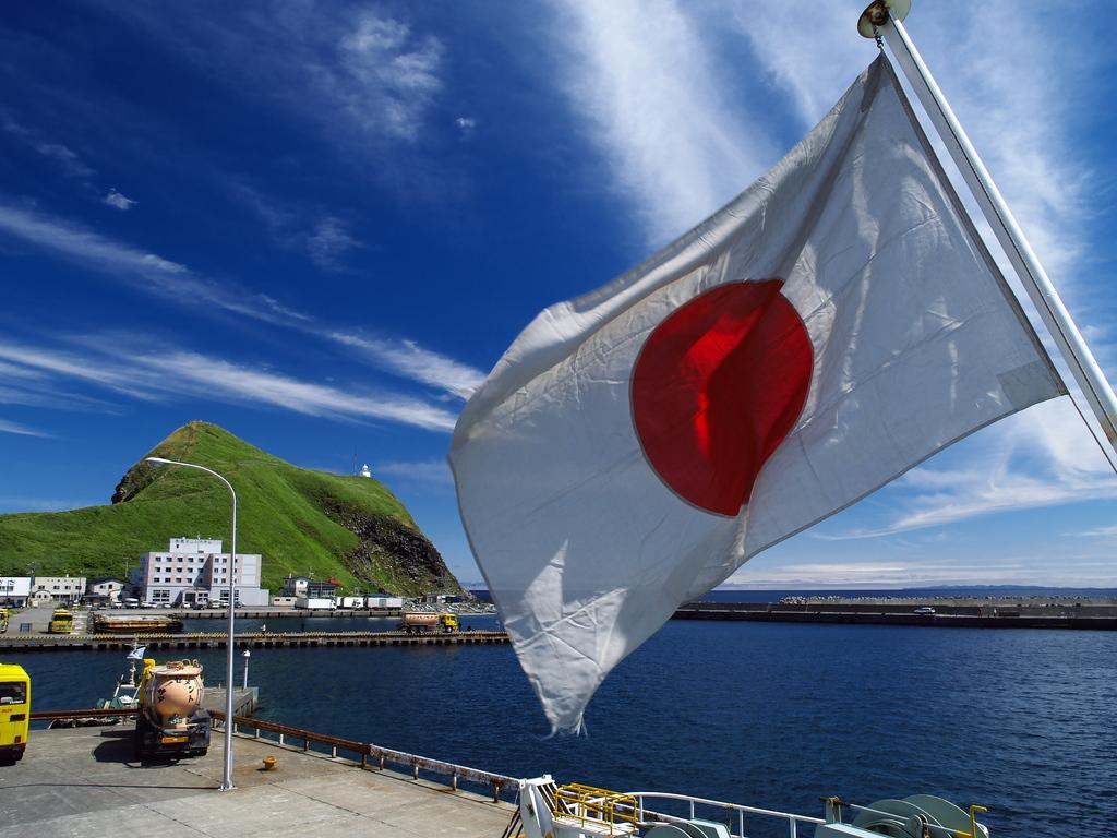 日本晴れ!