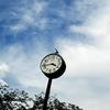 時計(東山植物園)