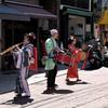本日の : Street performer