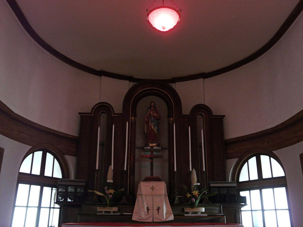 出津教会/主祭壇部