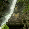 Waterfall at Nagasaki city