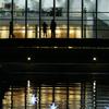 Museum Watching : 運河のある風景