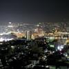 and : Nagasaki cityscape