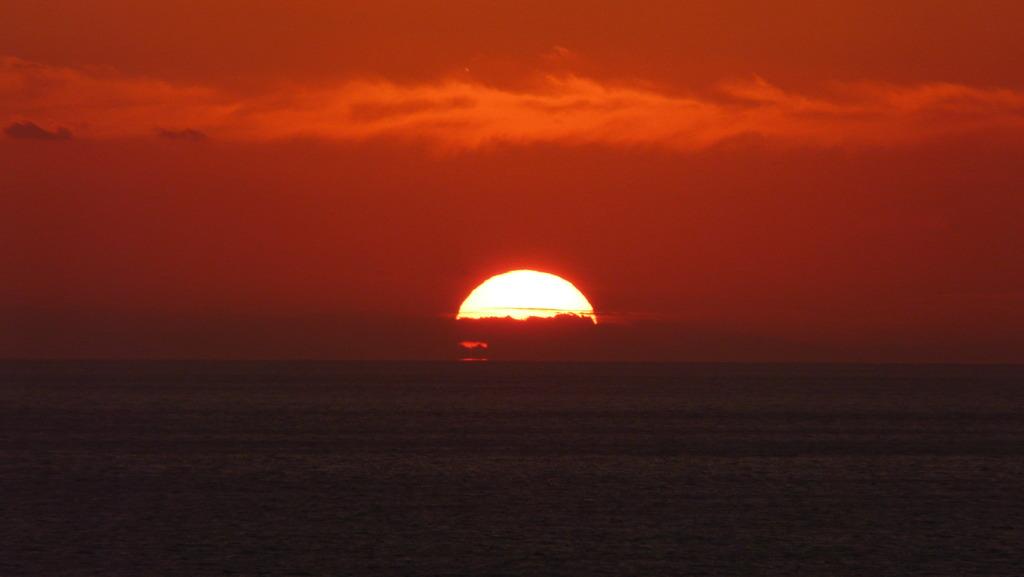 Sunset Ocean 17:42
