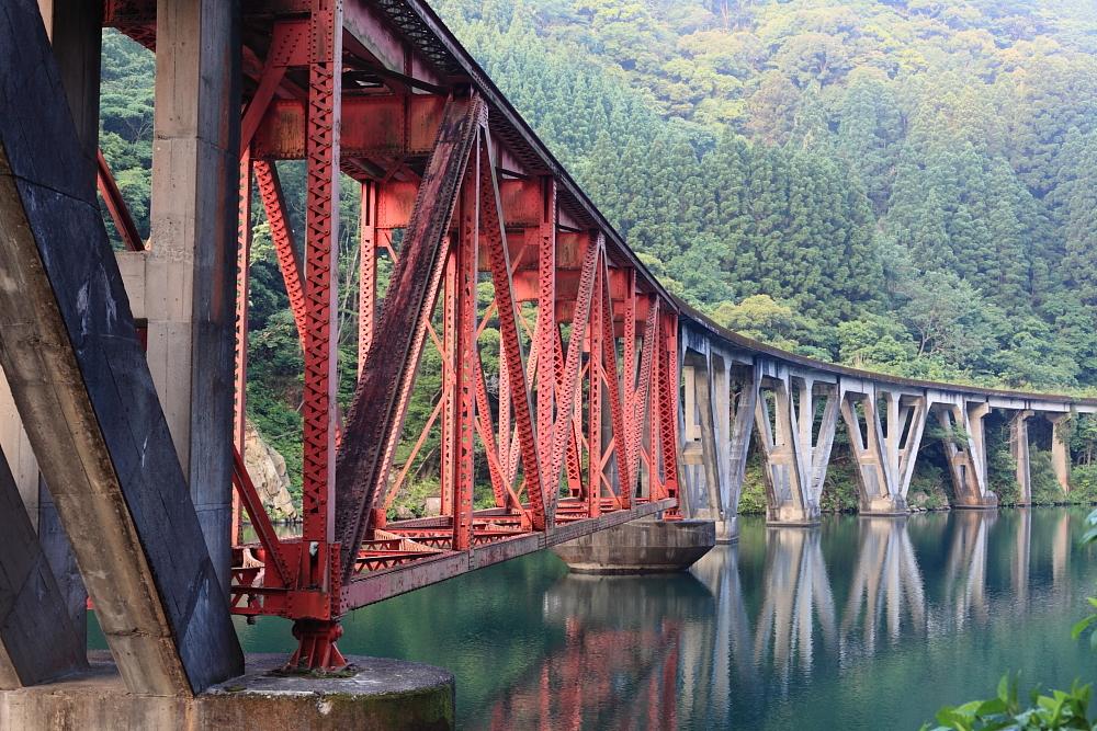 高千穂鉄道の鉄橋 1