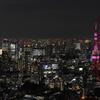 東京タワー ピンクリボン