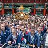 2009神田祭、我が町会の宮入