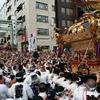 2009神田祭大神輿(宮入直前)